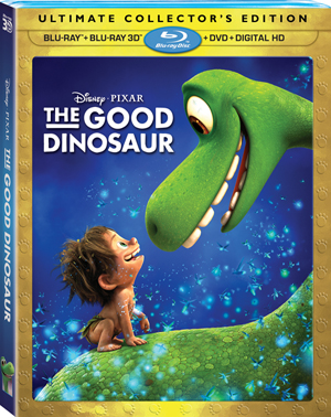 The Good Dinosaur 3D Blu-ray