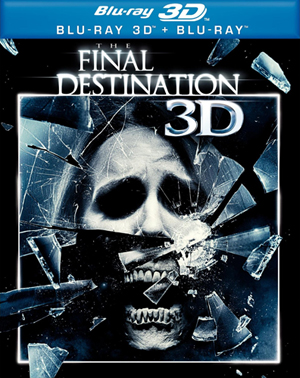 The Final Destination 3D Blu-ray