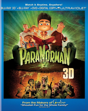 ParaNorman 3D Blu-ray
