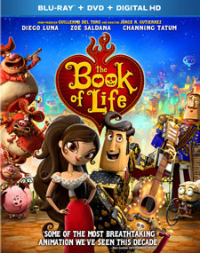The Book of Life Blu-ray