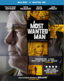 A Most Wanted Man Blu-ray