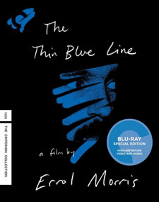 The Thin Blue Line Blu-ray