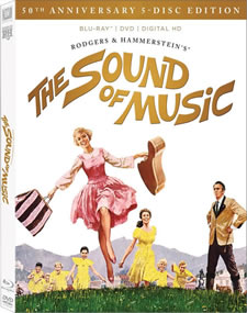 The Sound of Music Blu-ray