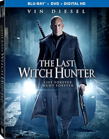 The Last Witch Hunter Blu-ray