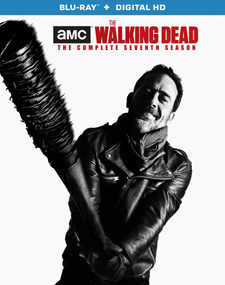 The Walking Dead: The Complete Seventh Season Blu-ray
