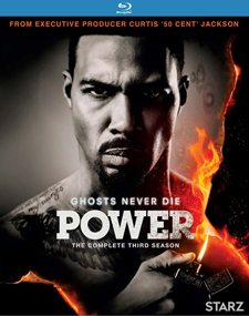 Power: The Complete Third Season Blu-ray