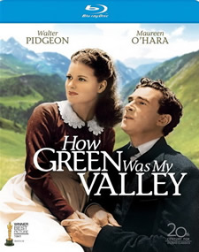 How Green Was My Valley Blu-ray