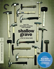 Shallow Grave Blu-ray