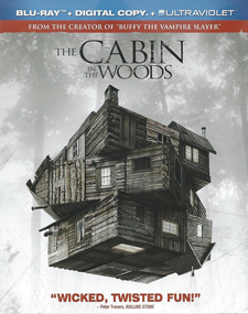 The Cabin in the Woods Blu-ray