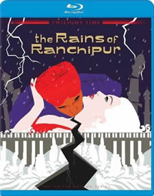 The Rains of Ranchipur Blu-ray