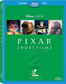 Pixar Short Films Collection: Vol. 2 Blu-ray
