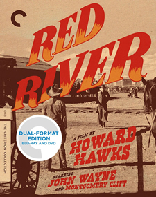 Red River Blu-ray