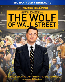 The Wolf of Wall Street Blu-ray